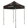 6' Deluxe Tent Kit (Full-Color Imprint, 7 Locations)