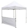 8' Deluxe Tent Half Wall Kit (Unimprinted)