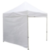 8' Full Wall for Event Tents (Unimprinted)