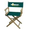 Table-Height Director's Chair (Full-Color Imprint)