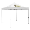 10' Deluxe Tent, Vented Canopy (Imprinted, 1 Location)