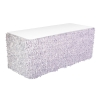 Table Runner for 6' to 8' Tables (Metallic)
