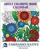 Adult Coloring Book Calendar