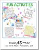 Fun Activity Workbook