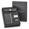 2-piece Black Gift Box With Customized Foam Inserts