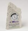 Sheared Rock Clock
