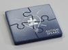 Square Puzzle-Texture Coaster (UV Print)