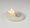 Concrete Rock Candle Holder