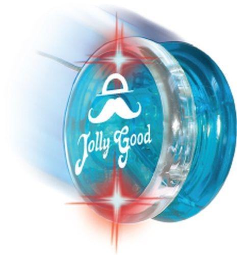 Blue Twirlglo™ Yo-Yo w/ Blue LED