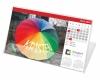 Jewel Case Calendar w/Name Personalization (Landscape)