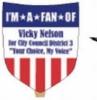 Single Side Shield Shaped Fan
