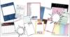 Memo Board w/ Dry Erase Marker (8 1/2
