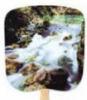Scenic & Still Life Stock Cascade Fan
