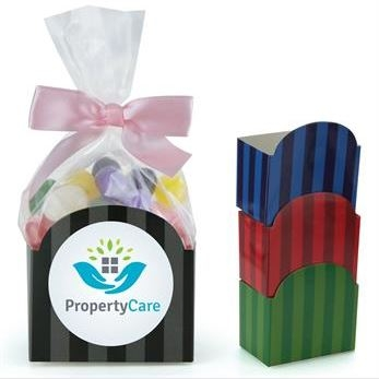 Paper Box With Candy Bag