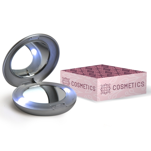 Compact Vanity Mirror In Gift Box