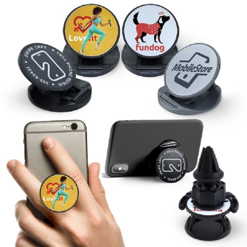 Pop Lock Cell Phone Holder And Vent Mount