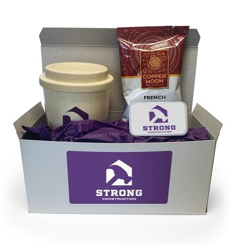 Coffee Lovers Kit Wheat Straw Coffee Bag