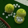 Tennis Ball Shaped Mint Container