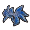 Sequined Patches - Embroidered w/ Sequins Patch (3.5