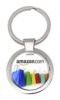 Round Key Tag w/Two-Sided Full Color Imprint
