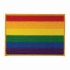 Rainbow Pride Flag Patch 3