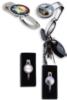Safe Key-Pur Purse & Bag Hanger w/Bling