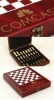 Laser Engraved Chess Set