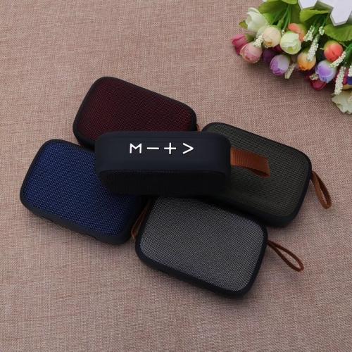 Rectangle Fabric Bluetooth Speaker