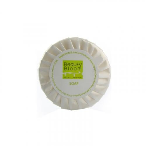 Round Beauty Soap, 15g