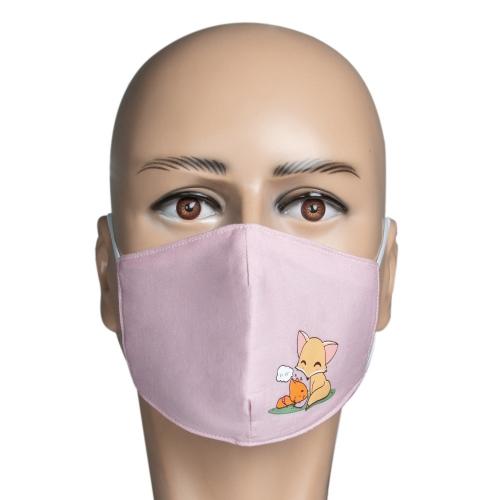 Reusable Silk Floss Mask- Kids