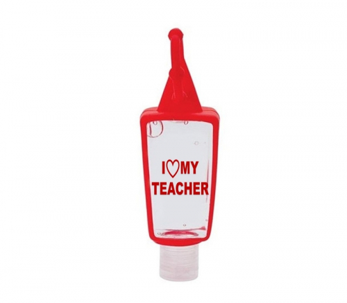Hand Sanitizer with Silicone Holder, 1 oz.