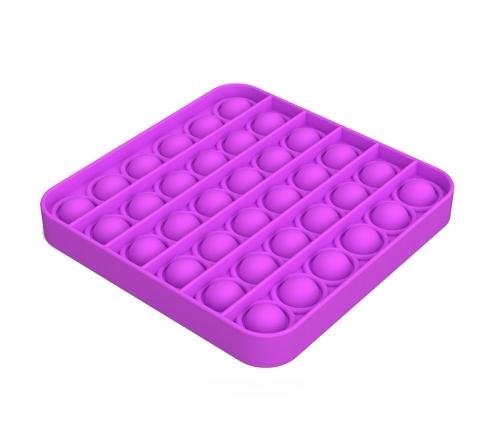 Push Pop Bubble Fidget Toy - Square