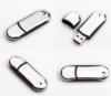 128MB Rounded and Rectangular USB Flash Drive