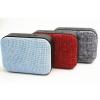 Mini Fabric Rectangular Bluetooth Speaker
