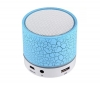 LED Textured Bluetooth Speaker