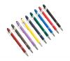Rubberized Aluminum Pen