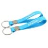 Silicone Bracelet Keyring