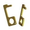 Non-Contact Door Opener - Brass