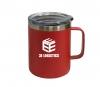 Stainless Steel Camping Mug, 14 oz.