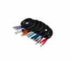 6-in-1 Braided Charging Cable