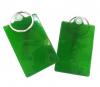 Soft PVC Keyring - Rectangular