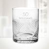 Bourbon Street DOF Glass 15oz | Molten Crystal