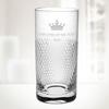Bourbon Street Hiball Glass 16oz | Molten Crystal