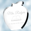 Acrylic Apple (S)