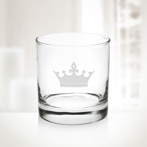 11oz Aristocrat Whiskey OTR Glass   Molten Glass