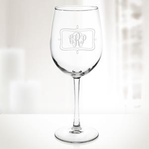 16oz Cachet Wine Glass   Molten Glass