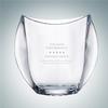 Crystalite Orbit Vase - Small | Molten Crystal