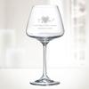 Crystalite 11.8 oz Naomi White Wine Glass - Single | Molten Crystal