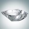 Crystalite Arezzo Bowl | Molten Crystal - Small