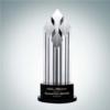 President Diamond Award   Optical Crystal